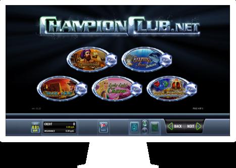 Казино чемпион клуб порекомендуйте онлайн казино